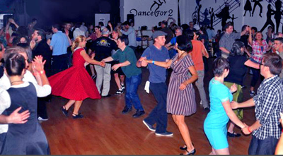 2toGroove JAM swing dance